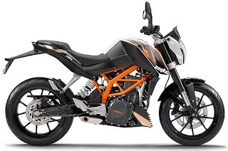 KTM Duke 390. Hoping this Made In India bike comes to Canada, soon