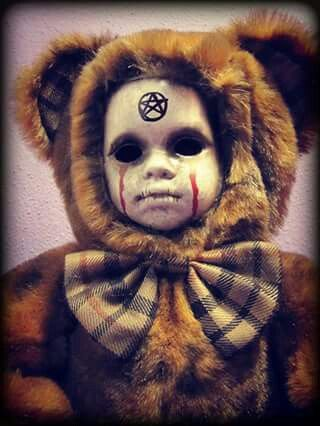 My Bear By Horror Party Dolls <3