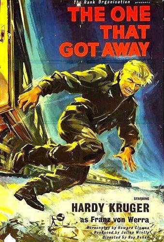 Cartel película: El único evadido (1957)