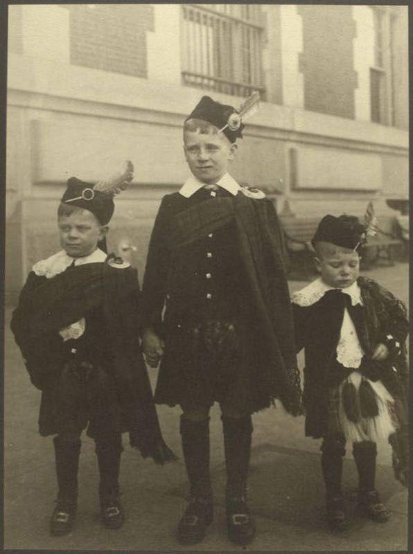 Gli immigrati di Ellis Island 29