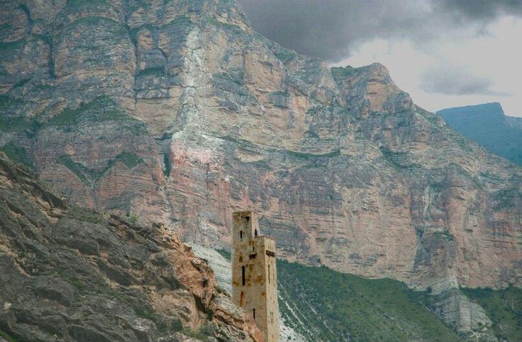 Башня в горах