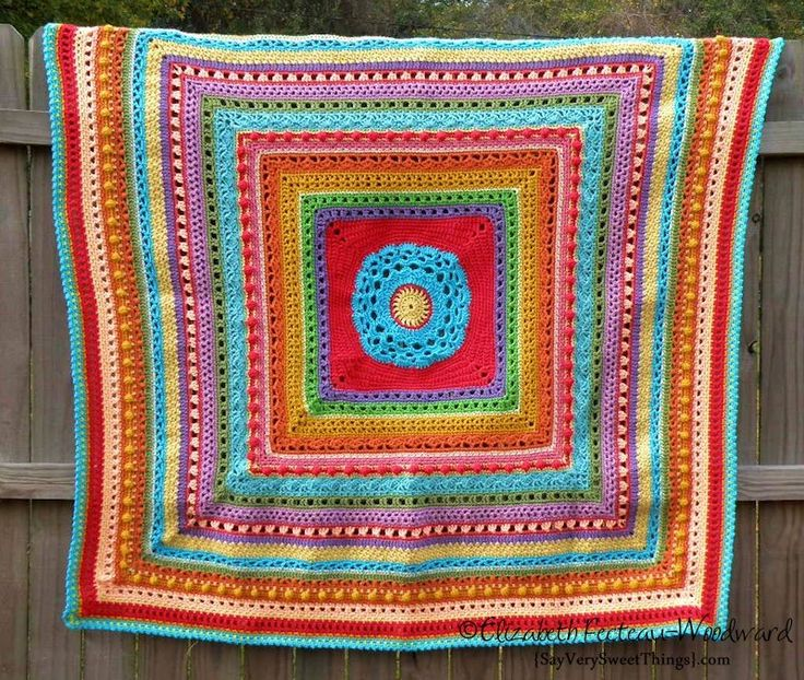Stitch Sampler Afghan. Pattern for the afghan is from the book Afghans For All Seasons by Leisure Arts. ♥: Crochet Blankets, Crochet Afghans, Pattern, Presents Afghans, Afghan Crochet, Crochet Inspiration