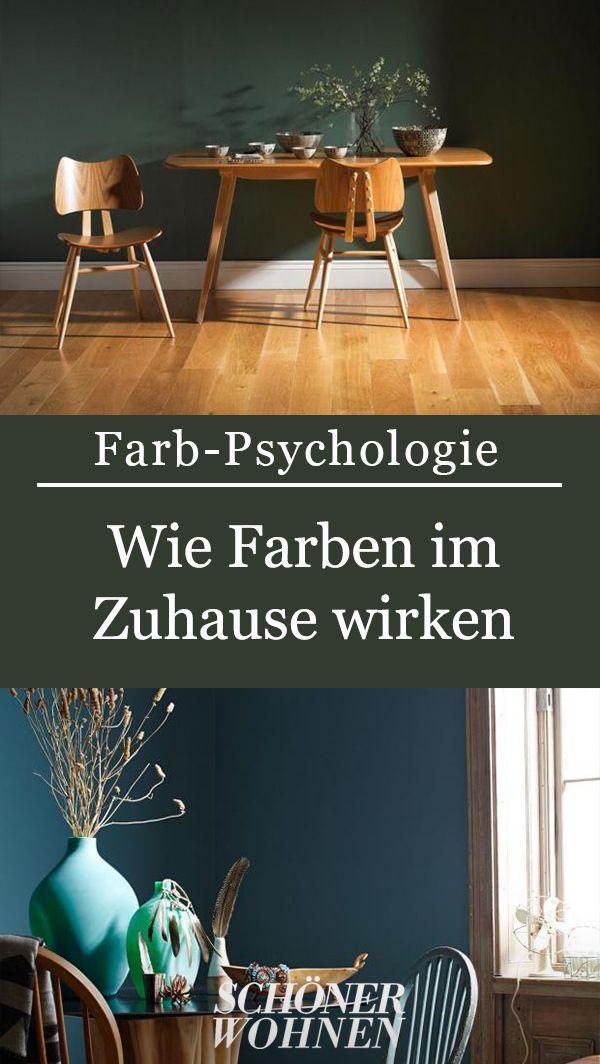 Rot Hilft Blickachsen Mit Farbe Bilden Bild 8 Einrichtungsideen Wohnzimmer Farbe Wohnung Mit Balkon Einrichten Psychologie Der Farben