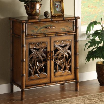 Karratha 3 Drawer Accent Chest Tropical Furniture