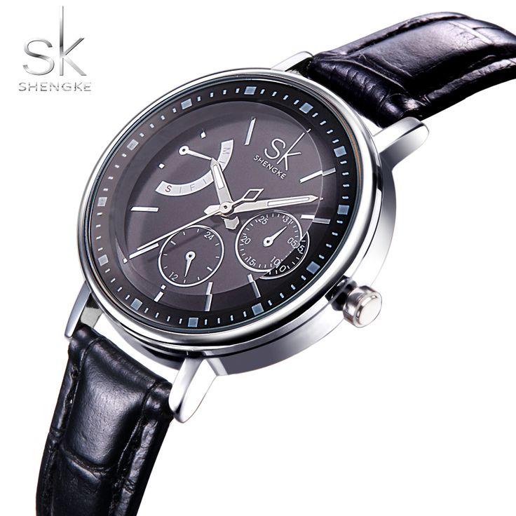 SK Sport Watch Women Watches Brand Luxury New 2017 Female Clock Wrist Watch Lady Quartz Watch Montre Femme Relogio Feminino Top #Affiliate