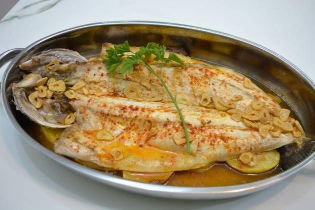 Lubina a la espalda: Este asado de pescado lo podéis utilizar tanto en el día a día como en celebraciones importantes, ya veis en la foto que tiene una...