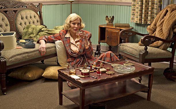Best Costume Design: Sandy Powell, #Carol  The three-time Oscar winner is the…