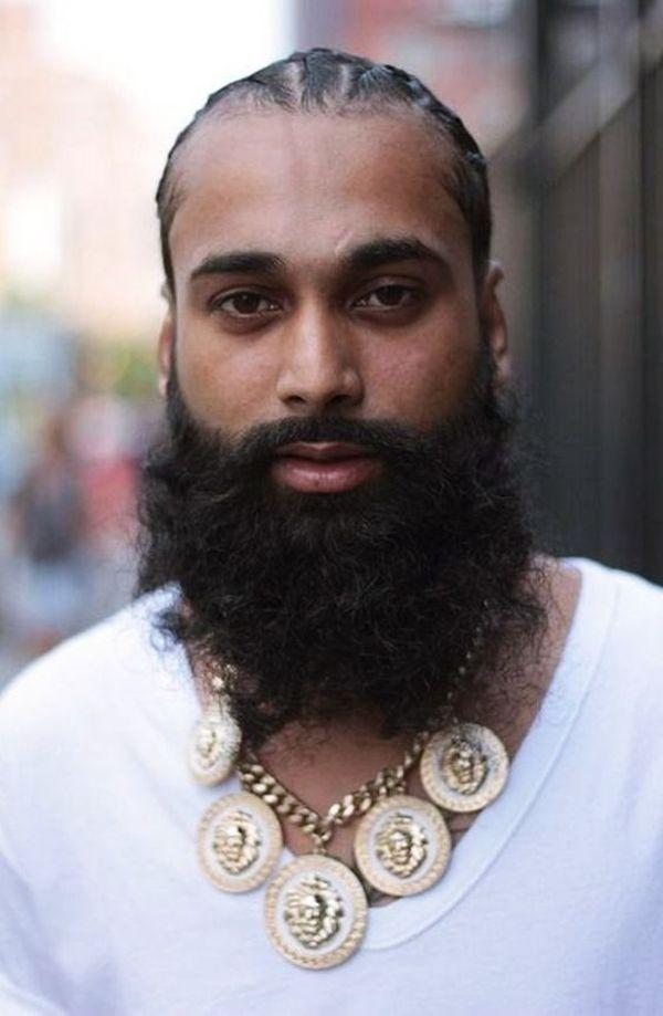 40 Hottest Black Men Beard Styles to Copy 2019 – #beard #Black #Copy #Hottest #M…