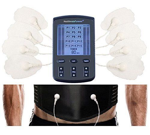 WHAT IS IT?. - Belt Plus is more professional, bigger, stronger and stretchable, which has double value in not only for muscle stimulation, but also for better support without stimulation. It is good for abs, back pain relief and support, helps blood circulation, pain relief, muscle toning and relaxation.   eBay!