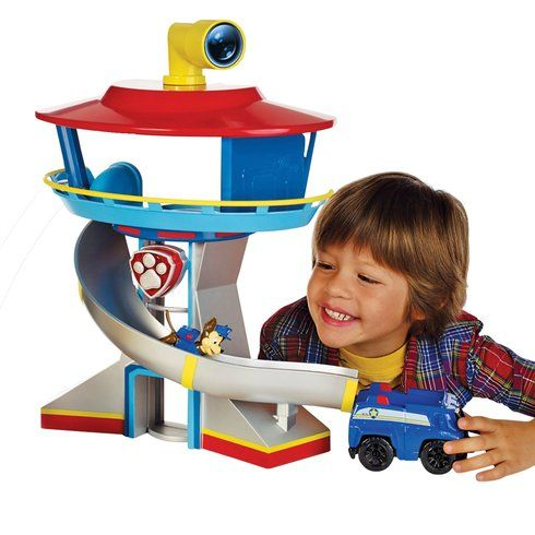 Superb Paw Patrol Lookout Playset Now At Smyths Toys UK! Buy Online Or Collect At Your Local Smyths Store! We Stock A Great Range Of Paw Patrol At Great Prices.