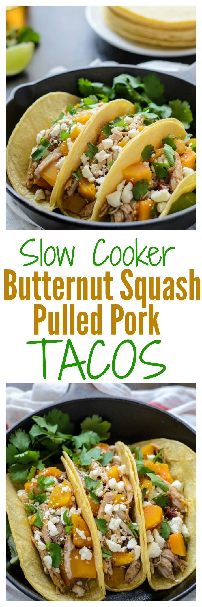 butternut squash pulled pork tacos recipe for tacos pulled pork tacos ...