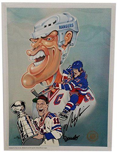 New York Rangers Lithographs