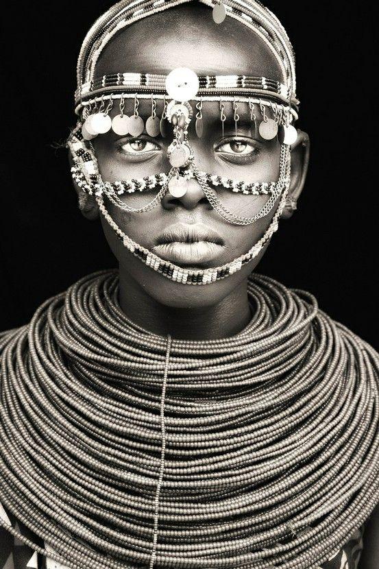 african tribal jewelry - Google pretraživanje