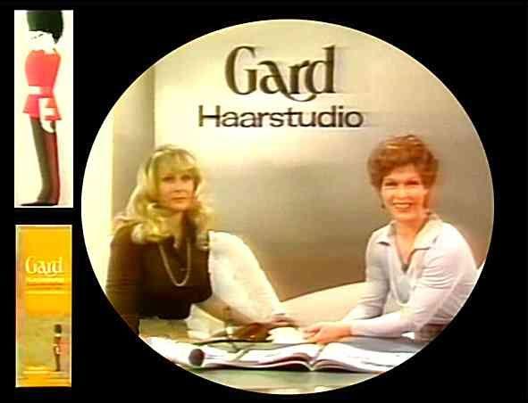 Gard Haarstudio: Schönes Haar ist dir gegeben, lass es leben ... Lalala. War das Lied aus der Werbung eigentlich von ABBA?