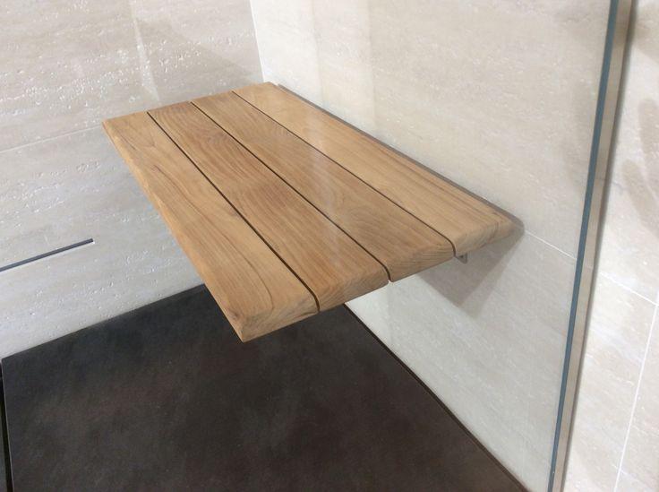 Doccia con seduta su misura #seduta #doccia #sedia #disabili #docciadesign #design #bagno #bagnodesign #bagnomoderno #moderno