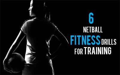 Netball Fitness Drills for Training http://www.goodnetballdrills.com/6-netball-fitness-drills-for-training/ #netball