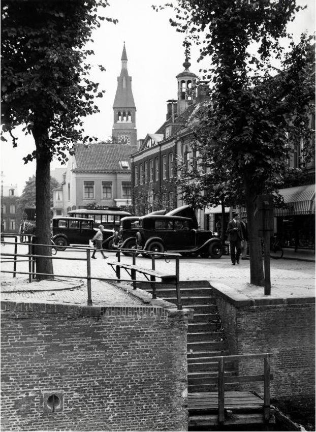 markt zevenbergen 1930