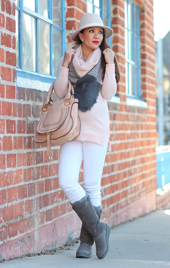 dddd1b467 Blanket Scarf and New Slim Ugg Boot | Ugg! | Uggs, Ugg boots ...