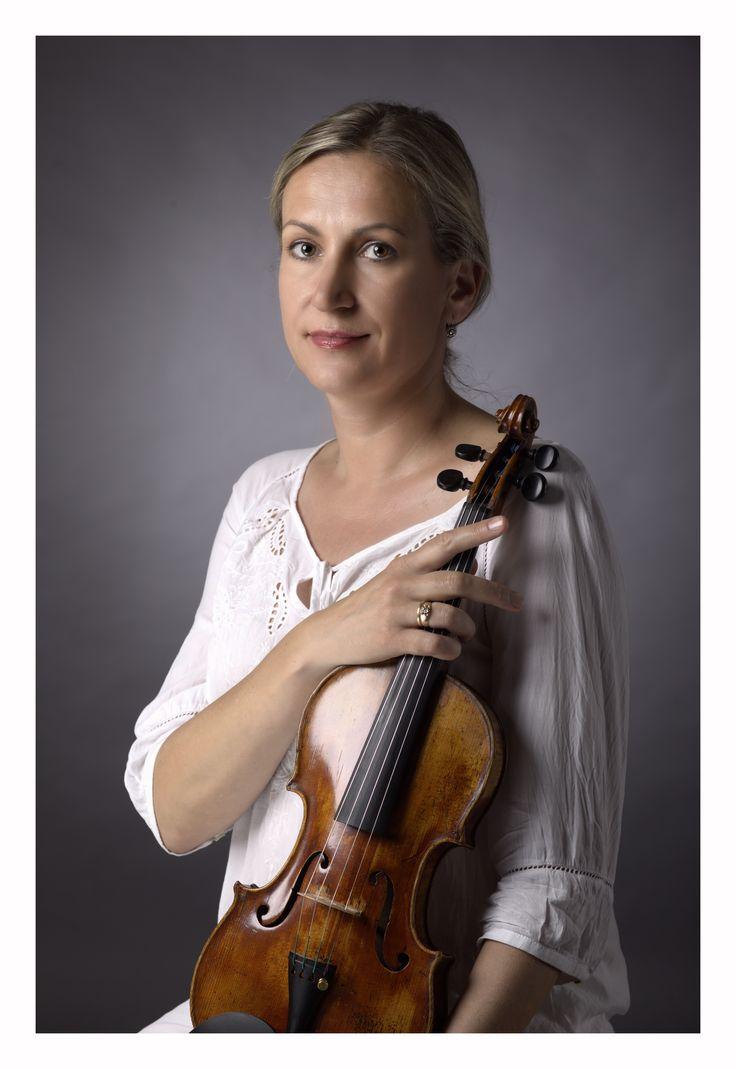 hansvisserphoto©2017 KATJA DUFFEK, 1° Violinista Orchestra Sinfonica  Bayerische Rundfunk, Monaco, Germania.