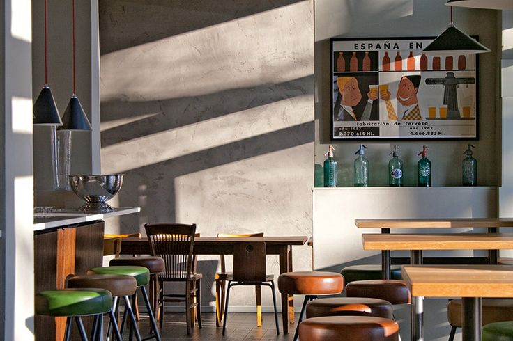 unit-berlin | projects | bar raval | tapas bar, restaurantausbau