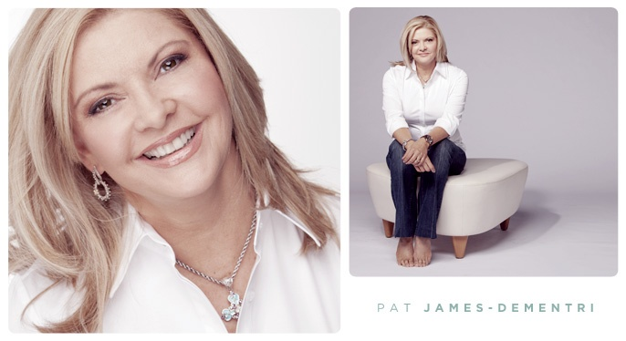 Pat James-Dementri  I love working with Pat on the QVC Morning Shows!  www.connieelder.com