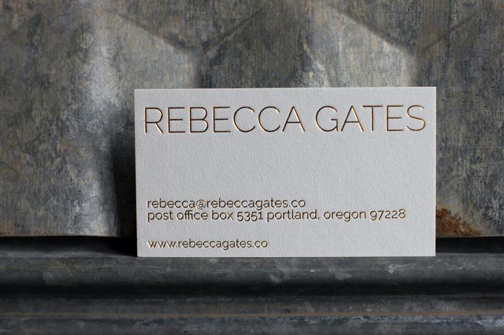 8 best business cards images on pinterest carte de visite gold foil letterpress on duplex museum board in light grey oblation papers and press gold foilbusiness cardslipsense reheart Image collections