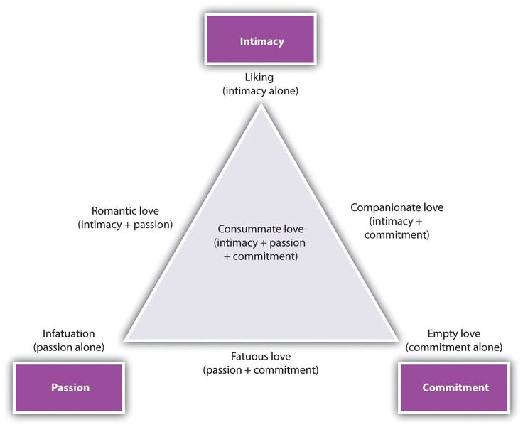 The Triangular Theory of Love: What it Means for Those Who Wait