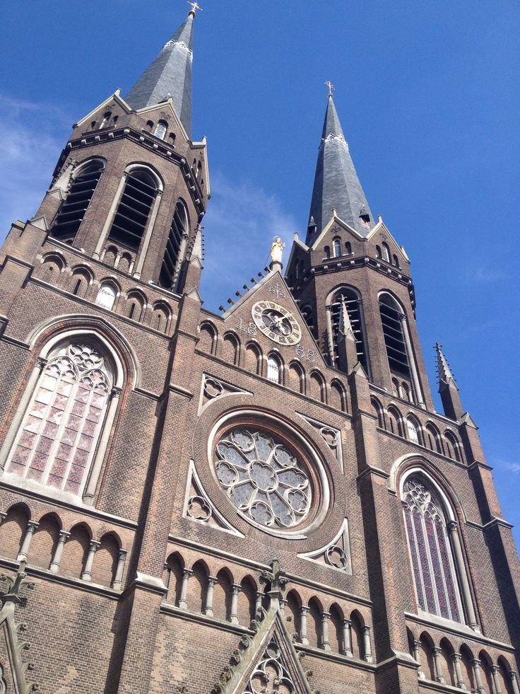 Tilburg, Heuvelse kerk