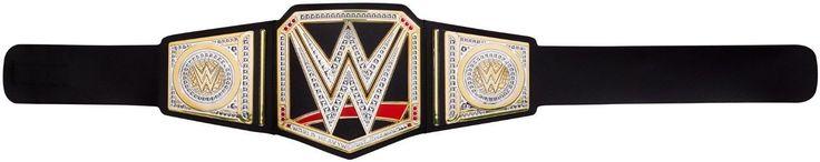 WWE World Championship Belt Wrestling Heavyweight Replica Toy Title Wwf - http://bestsellerlist.co.uk/wwe-world-championship-belt-wrestling-heavyweight-replica-toy-title-wwf/