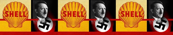 Royal Dutch Shell Nazi Secrets