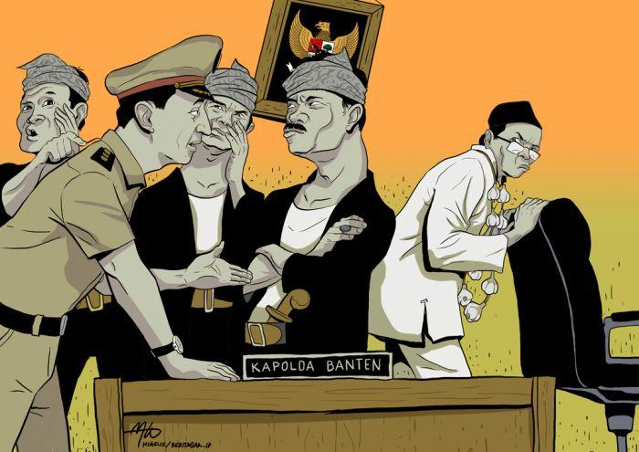 Intoleransi di Banten dilakukan oleh ulama
