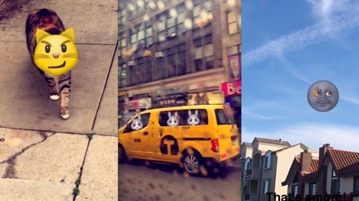 Snapchat just upgraded the emoji in its IOS app in a big way.