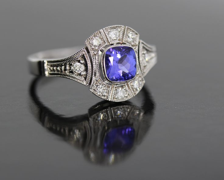 Royal-Blue ring