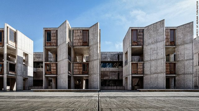a study on the salk institute by louis i kahn Over louis i kahn collect along the centerline of the salk institute,  as a  laboratory for the study of modern architectural history and theory,.