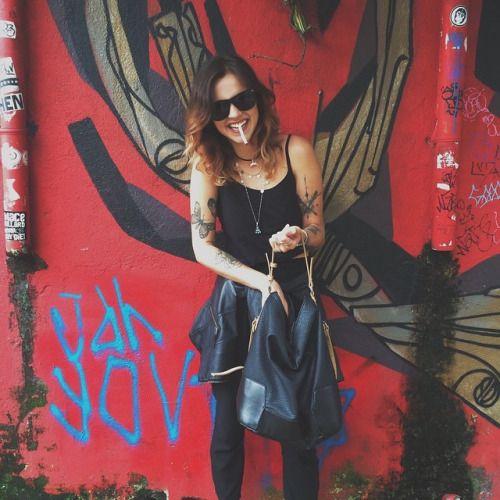 Street Style: уличная мода Нью-Йорка