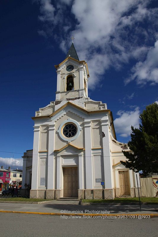 ˚Puerto Natales, Church - Chile