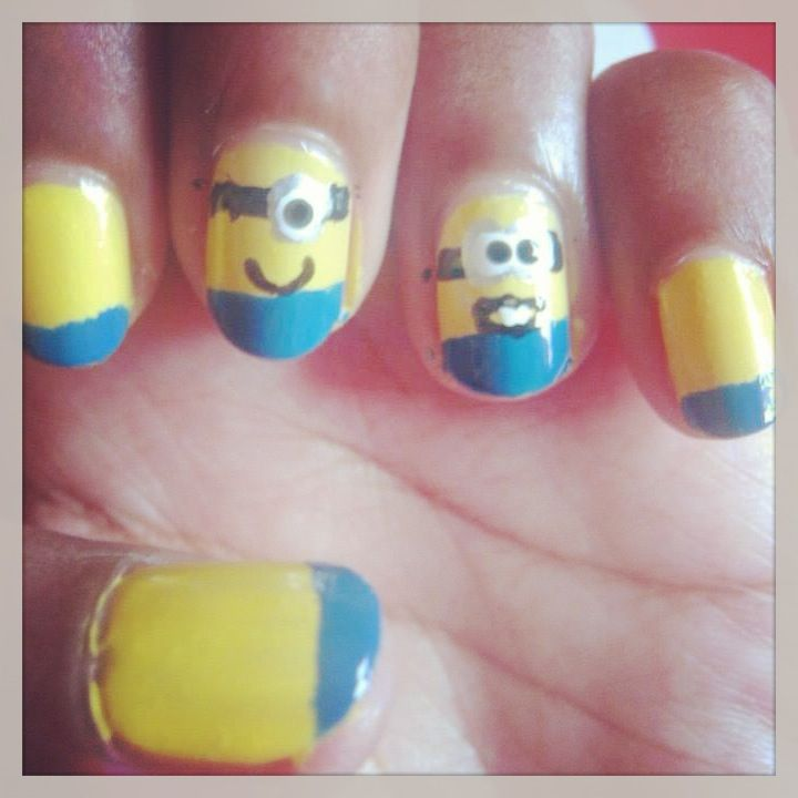 It's the minions :)