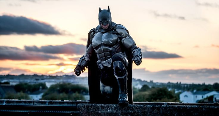 """Images for : Amazing """"Batman: Arkham Origins"""" Cosplay Brings The Game To Life - Comic Book Resources"""