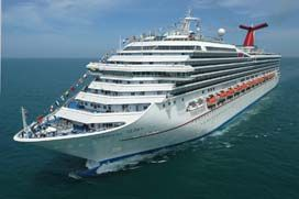 Carnival Glory - first cruise with a balcony room. We will never go back.