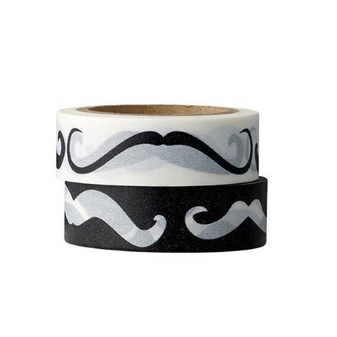 Movember making tape from Bloomingville www.bloomingville.com