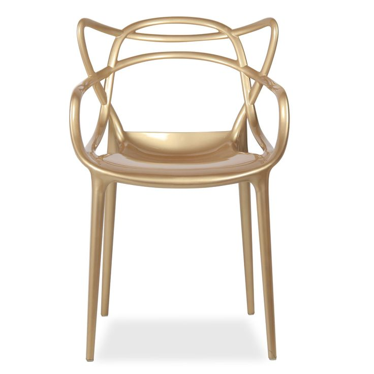 Silla Courve Gold