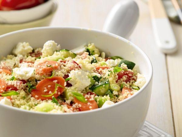 Tabouleh met groenten en feta - Libelle Lekker!