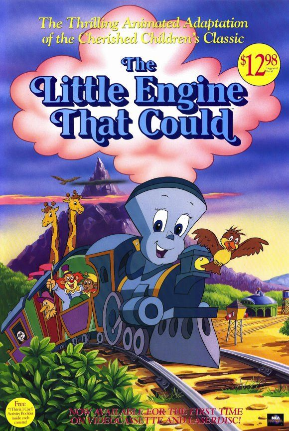 The Little Engine That Could 11x17 Movie Poster (1991)