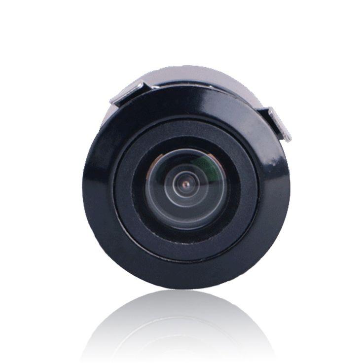 Automotive Universal Punching 18.5mm CCD Rear View Reversing Camera Waterproof HD Car Reversing Camera