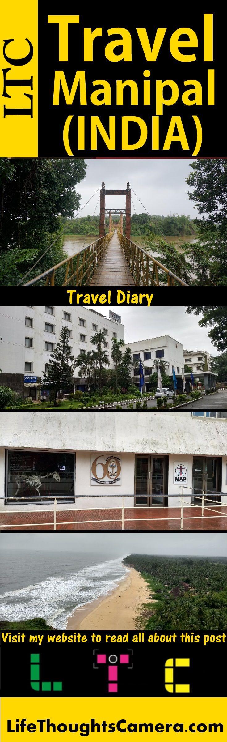 Travel Diary - Trip to Manipal in Karnataka (India) | LIFE THOUGHTS CAMERA .. .. .. .. .. #LifeThoughtsCamera  #travel #Manipal #INDIA #TravelWithLTC #TravelDiary #WhereToGo  #Bengaluru #Karnataka #SouthIndia #NorthIndia #BengaluruBlog #IndianBlog #LifeStyle #LifeStyleBlog #BengaluruLifeStyleBlog #IndianLifeStyleBlog #TravelBlog  #BengaluruTravelBlog #IndianTravelBlog #YouTube #YouTubeIndia #IndianYouTuber #Food #FoodBlog #BengaluruFoodBlog #IndianFoodBlog #ZoomCar #KapuBeach @pinwithfortune