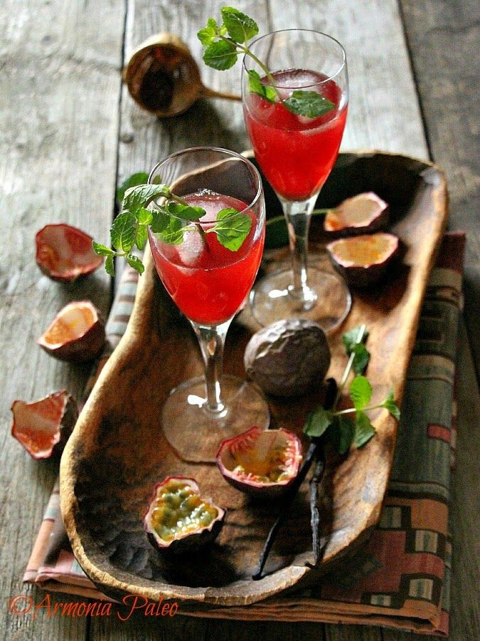 Armonia Paleo: Bissap - Drink Senegalese ai Fiori di Ibisco