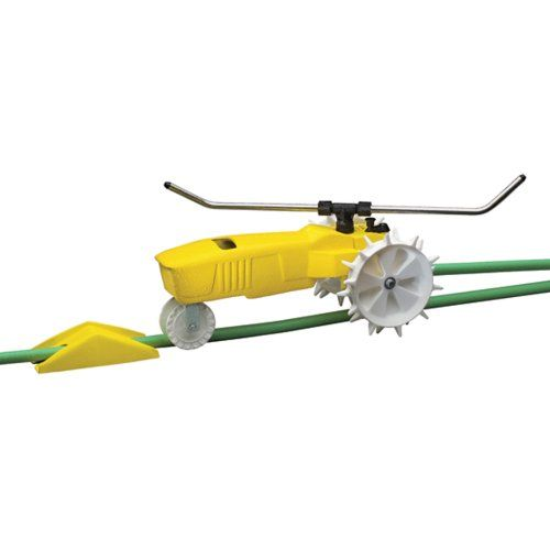 Nelson 1865 Raintrain Traveling Sprinkler, 2015 Amazon Top Rated Sprinklers #Lawn&Patio