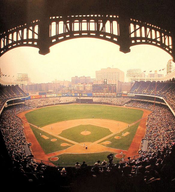 Old (Old) Yankee Stadium & Frieze.