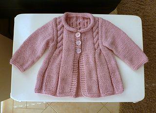 Little Vintage Morning Coat by Sue Batley-Kyle