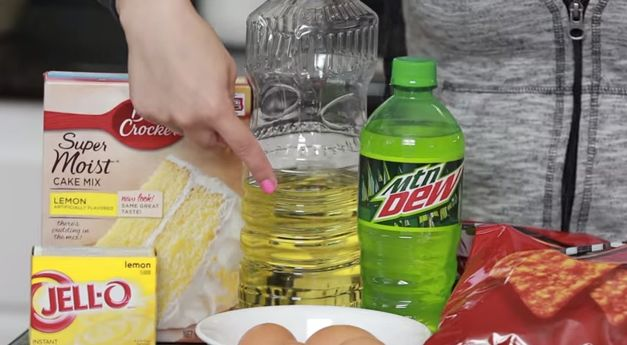 Here Is The Recipe For Mountain Dew Doritos Cupcakes You Never Knew You Wanted